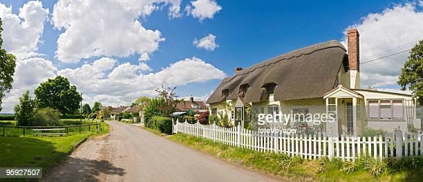 Landhaus Gartenzaun