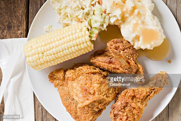 Country Fried Chicken Meal