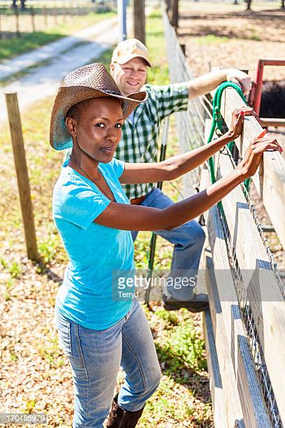 country girl - florida landscaping stock pictures, royalty-free photos & images