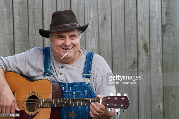 Country Guitar Player