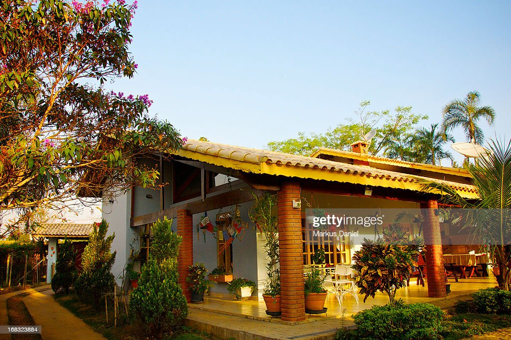 Country House Brazil : Stock Photo