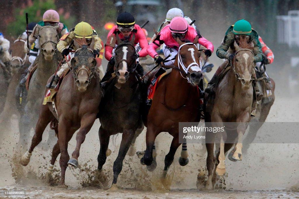 145th Kentucky Derby : News Photo