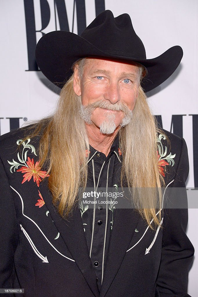 Country Icon Dean Dillon attends the 61st annual BMI Country awards on November 5, 2013 in Nashville, Tennessee.