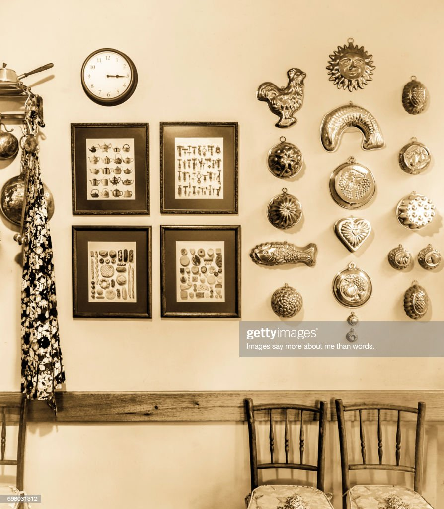 Beautiful Country Kitchen Wall Decor Pictures Inspiration - The Wall ...