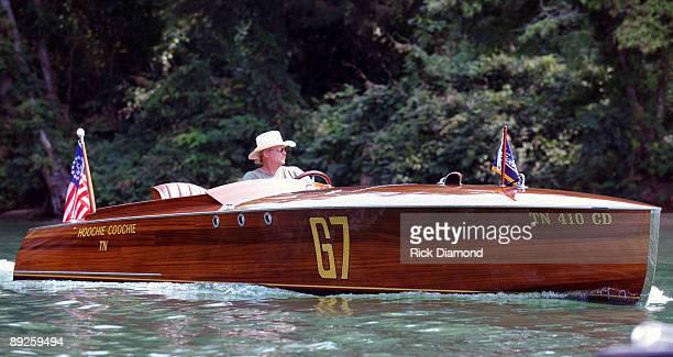 Worlds Best Alan Jackson Aquaplooza On Lake Martin Stock