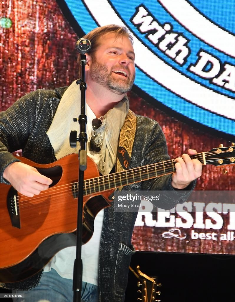 country music artist andy griggs performs during the keepin it country with daryle singletary - Country Christmas Las Vegas