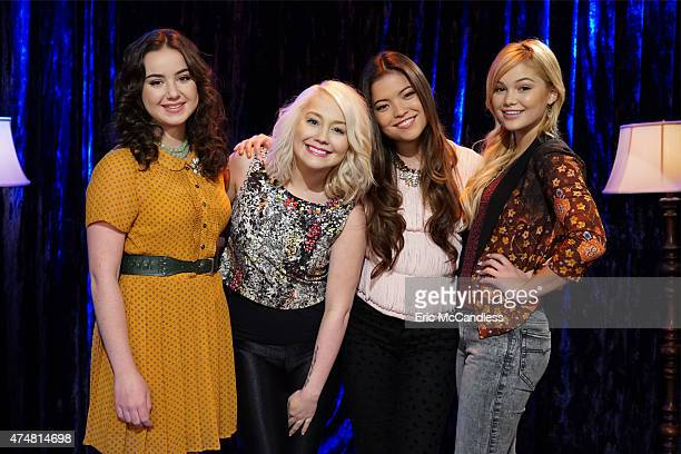 """Country Music Artist RaeLynn guest stars on an upcoming episode of Disney Channel's hit series, """"I Didn't Do It."""""""