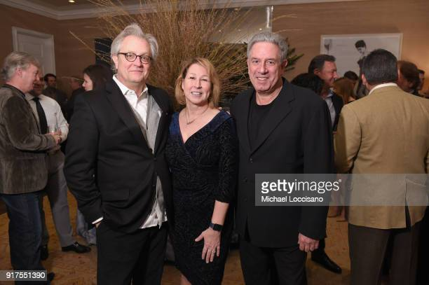 Country Music Hall of Fame CEO Kyle Young Country Music Association CEO Sarah Trahern and Vector Management Founder and CoPresident Ken Levitan...