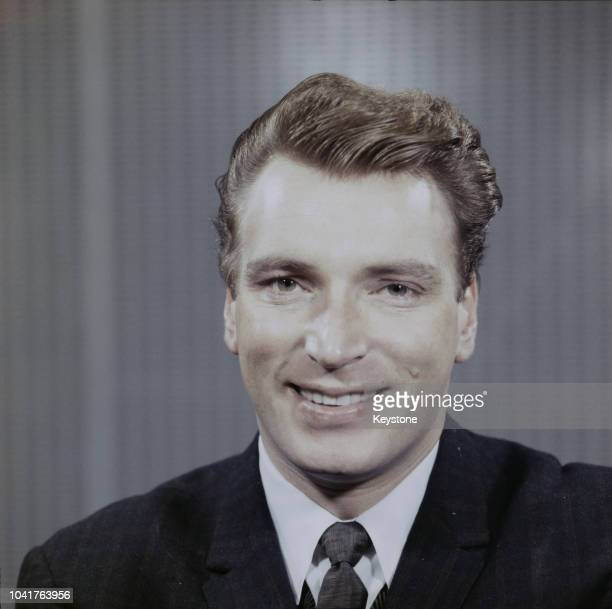 Country music singer and guitarist Frank Ifield circa 1965