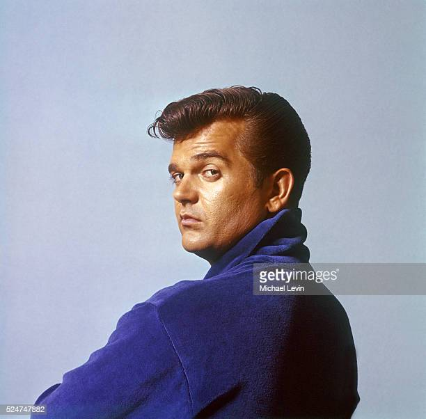 Country music singer Conway Twitty