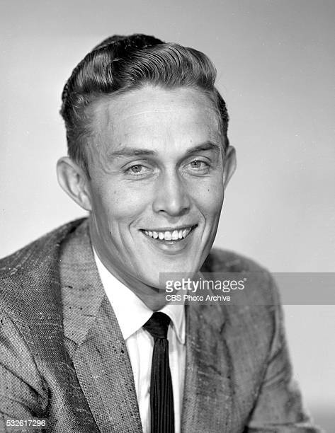 Country music singer Jimmy Dean for the The Jimmy Dean Show a music and variety television program New York NY Image dated June 23 1958