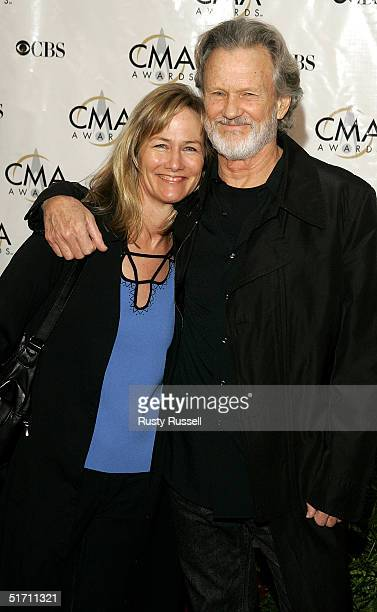 World's Best Kris Kristofferson Wife Stock Pictures ...