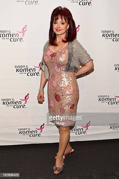 Country music singer Naomi Judd attends the 2012 Susan G Komen for the Cure's Honoring the Promise gala at the John F Kennedy Center for the...