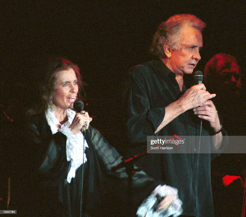 Country music singer, songwriter, actress, author and wife of singer Johnny Cash, died May 15, 2003 of complications from heart surgery. She was 73 years of age. Cash and her husband formed a duet that won Grammy Awards in 1967 and 1970.