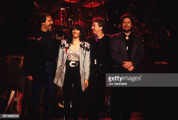 Country music star Kathy Mattea performs at the Guthrie Theater in Minneapolis Minnesota on October 25 1993