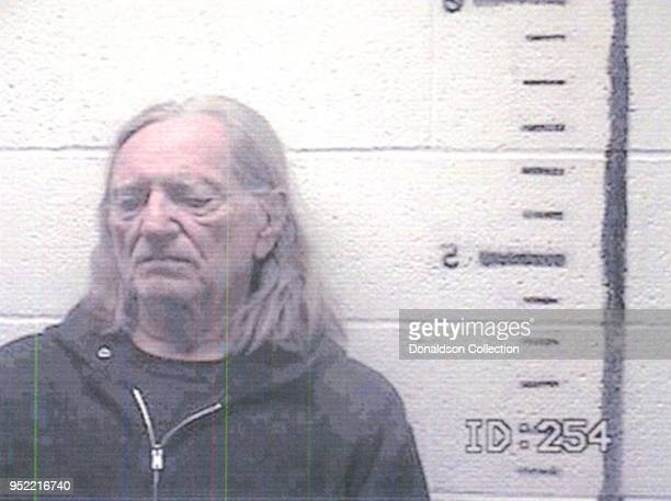 Country music star Willie Nelson was arrested in November 2010