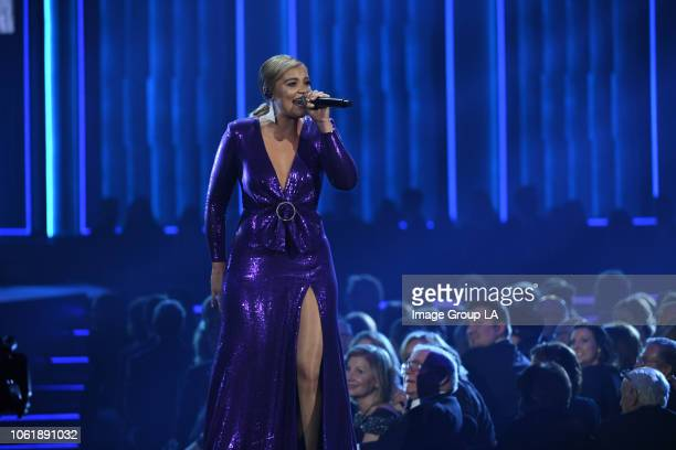 AWARDS Country Music superstars Brad Paisley and Carrie Underwood return to host 'The 52nd Annual CMA Awards' Country Musics Biggest Night live from...
