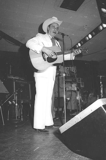 Ernest Tubb At The Palomino
