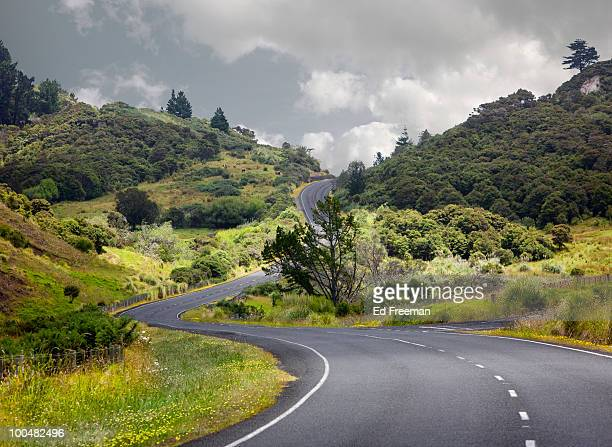 Country Road, North Island, New Zealand