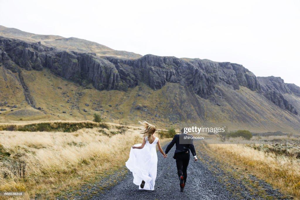 Country romance : Stock Photo