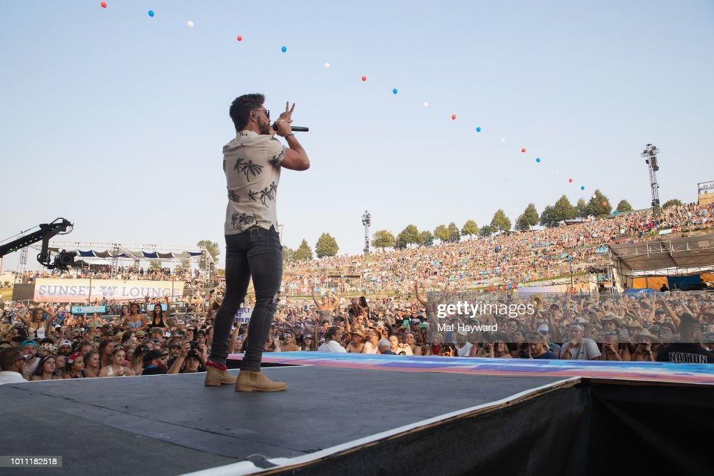 Watershed Festival - George, WA : News Photo