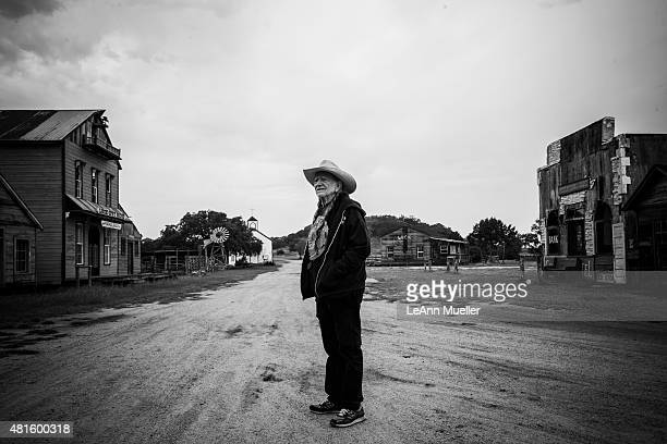 Country singer is photographed for Rolling Stone Magazine on November 4, 2013 in Austin, Texas.