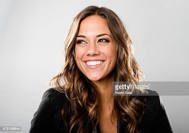 Country singer Jana Kramer poses for a portrait on September 11 2012 in New York City