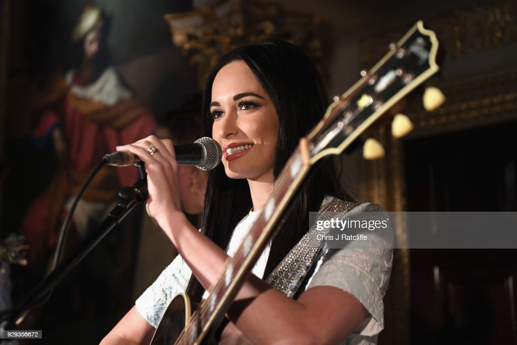 Kacey Musgraves At Spencer House For Spotify