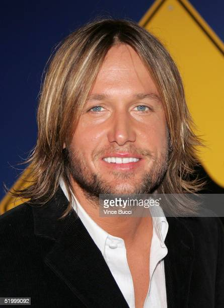Country singer Keith Urban attends the Penfolds Gala Black Tie Dinner the kick off event for G'Day LA Australia Week 2005 at the Century Plaza Hotel...