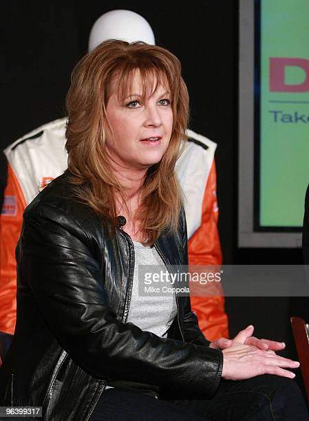 Country singer Patty Loveless attends the DRIVE4COPD Drivers Meeting at the ESPNZone on February 3 2010 in New York City