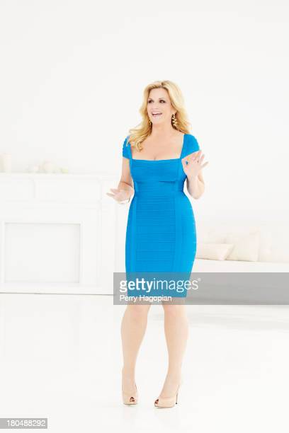 Country singer Trisha Yearwood is photographed for Good Housekeeping Magazine on May 3, 2013 in New York City. PUBLISHED IMAGE.