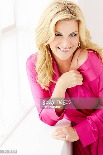 Country singer Trisha Yearwood is photographed for Good Housekeeping Magazine on May 3 2013 in New York City