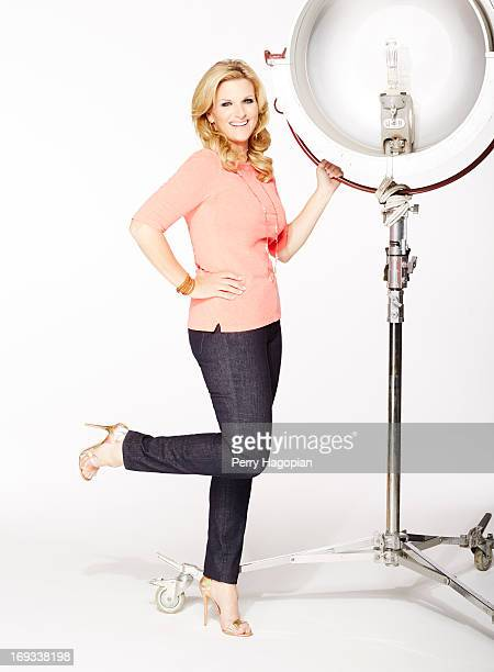Country singer Trisha Yearwood is photographed for People Magazine on April 11 2013 in New York City PUBLISHED IMAGE