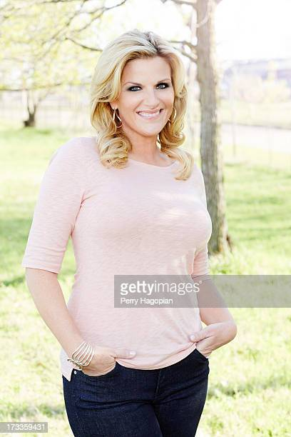 Country singer Trisha Yearwood is photographed for People Magazine on April 11 2013 in New York City