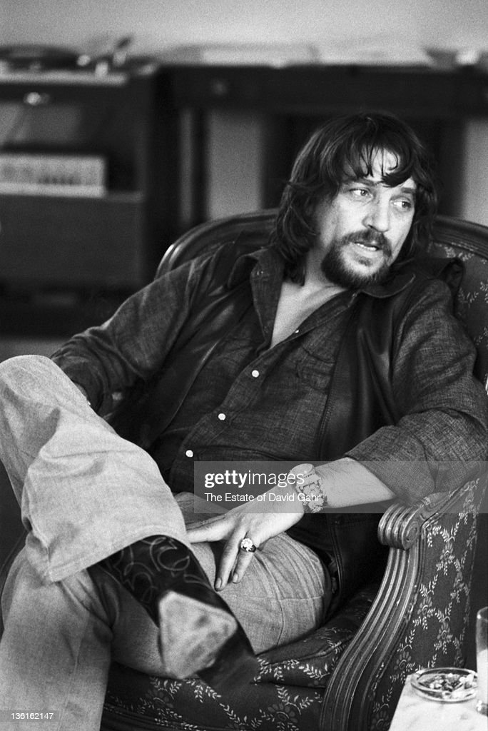 Waylon Jennings Pictures And Photos Getty Images