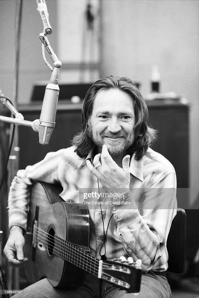 Willie Nelson Atlantic Session : News Photo