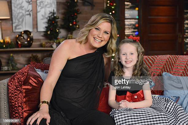 CHRISTMAS Country's biggest stars are joining together to celebrate the holidays For the third year Sugarland's Jennifer Nettles will host the CMA...