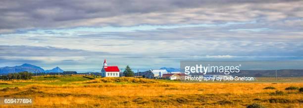 Countryside Near Selfoss Iceland