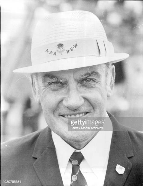 NSW County Athletics ChampionshipsMr SE Tapner president of the Newcastle and Central Coast Branch of the aaa of NSW January 27 1973