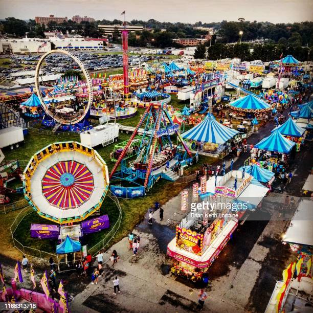 county fair - agricultural fair stock pictures, royalty-free photos & images