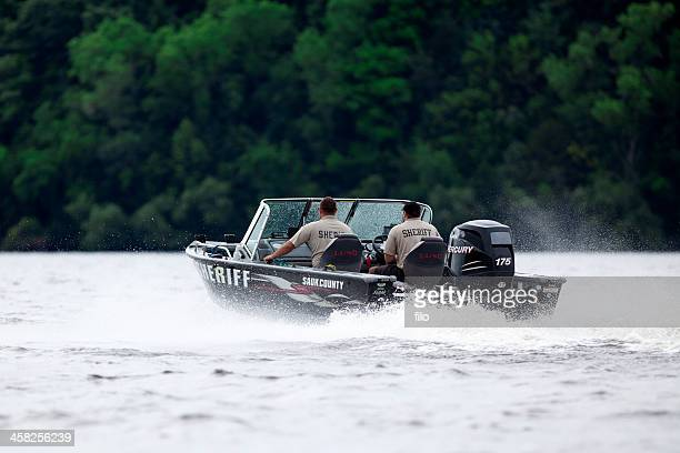 Contea di Sheriffs Patrol barca