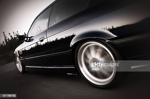 Coupe at Speed