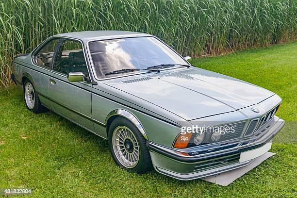 BMW 635 CSI Coupe Sportwagen