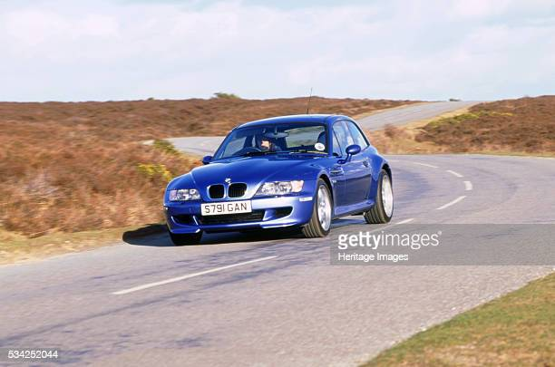 Z3M coupedriving in New Forest 2000
