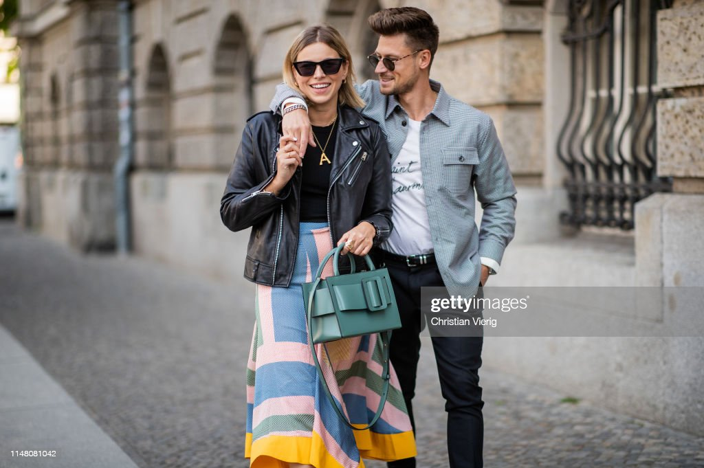 Street Style - Berlin - May 08, 2019 : News Photo