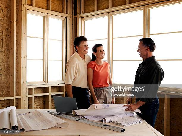 Paar und Builder