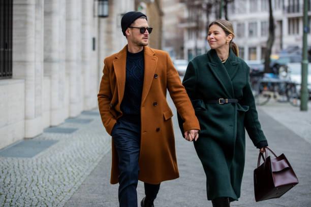 DEU: Street Style - Berlin - January 22, 2021
