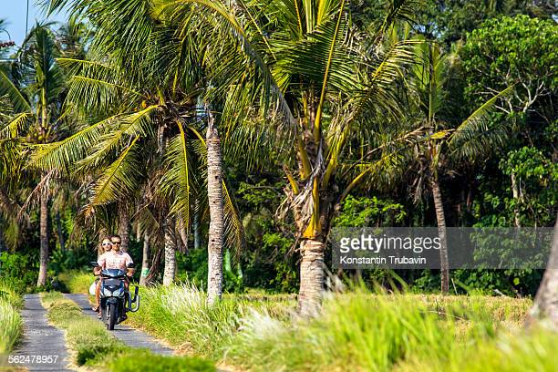 Couple are traveling in Bali.Indonesia