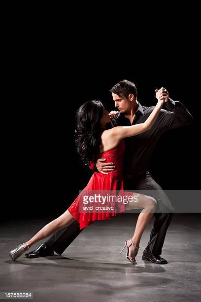 couple ballroom dancing - music style stock pictures, royalty-free photos & images
