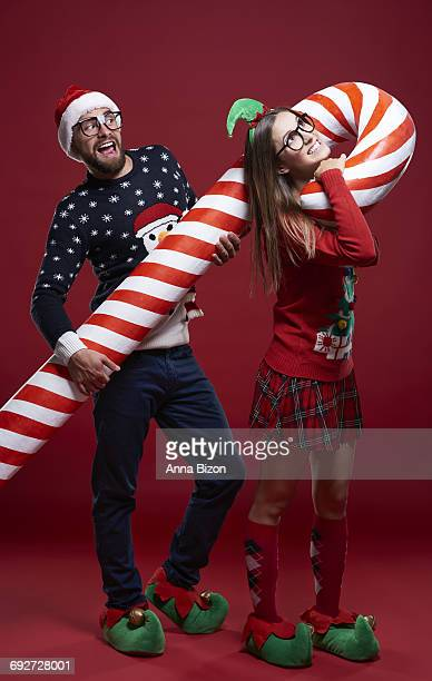 crazy christmas hats pictures and images